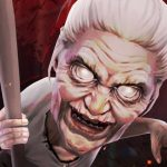 scary granny escape