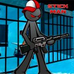 Stickman Adventure Prison Jail Break Mission